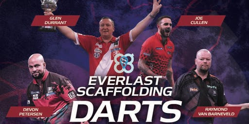 The Everlast Scaffolding Darts Dazzler XIII