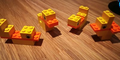 LEGO Evenings in Camberley Library