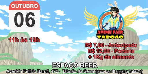 Anime Fair Taboão