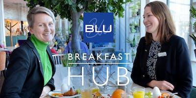 Breakfast Hub @ Radisson Blu Hotel Uppsala - februari