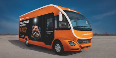 Ledvance Truck in Rexel Eindhoven