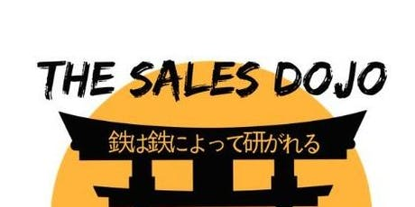 The Sales Dojo - October tickets