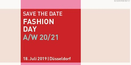 DMI FASHION DAY | 18. Juli 2019 Tickets