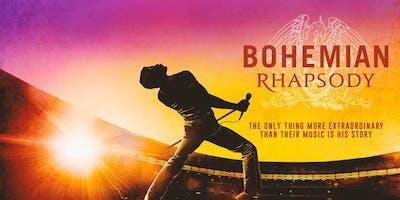 Bohemian Rhapsody Outdoor Cinema Oakham Castle