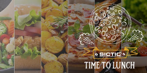 SICTIC Angel Lunch Zurich - 19.09.2019