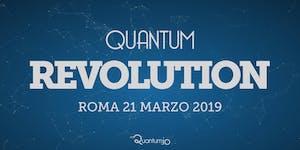 QUANTUM REVOLUTION@ROMA