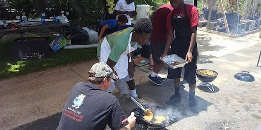 4-H Tailgate Grilling Camp