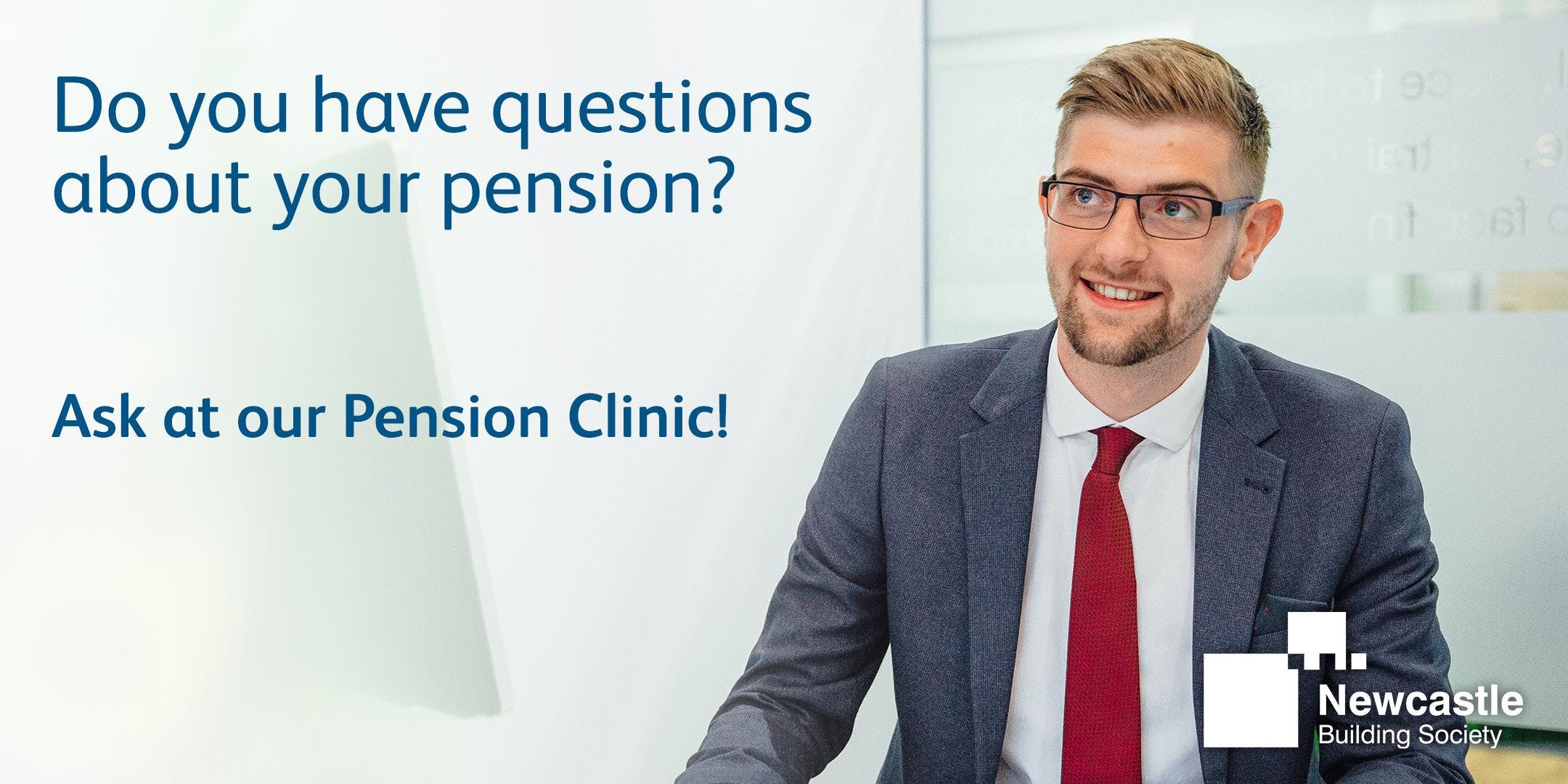 Pension Clinic with Newcastle Building Societ