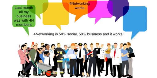 4Networking Barnet Evening