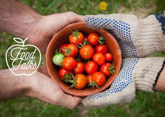 Food Talks: The power of food communities - an antidote to inequality