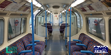 Christmas Concert on historic Victoria Line Tube Carriage / F. Brikcius tickets