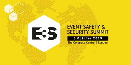 Event Safety & Security Summit (E3S) 2019 tickets