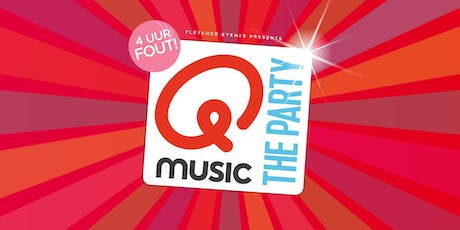 Qmusic the Party - 4uur FOUT! in Kerkrade (Limburg) 23-11-2019 billets