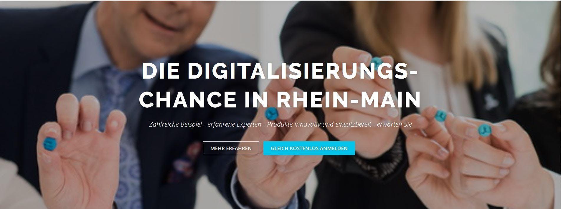 Digitalisierungs-Werkstatt Rhein-Main