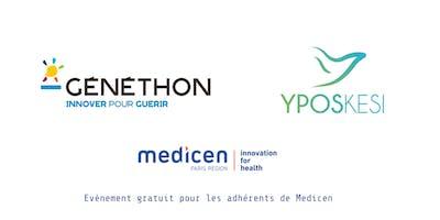 Genethon & YposKesi - Acteurs majeurs de la théra