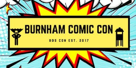 Burnham Comic Con: Vol 2 tickets