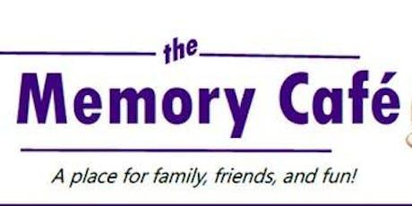 AUGUST 2019 La Crosse County Memory Cafe tickets