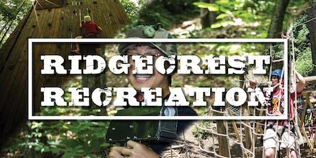 Ridgecrest FUGE Hang Time Laser Tag tickets