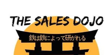 Sales Dojo- December tickets