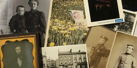 Managing Photographs in the Archives tickets