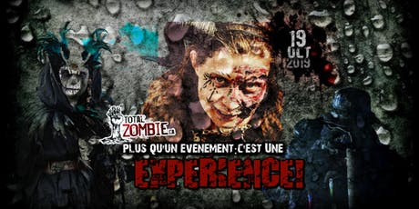 Total Zombie 2019 billets