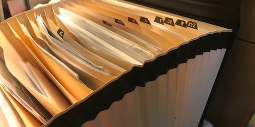 Building Blocks of Records Management