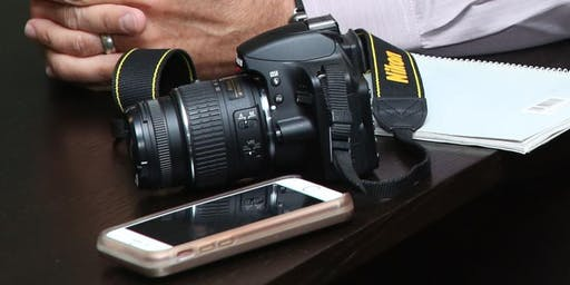 Photography for your Business Workshop