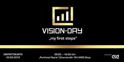 """VISION-DAY """"my first steps"""""""