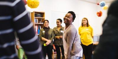 Facilitation Training: building your creative tool