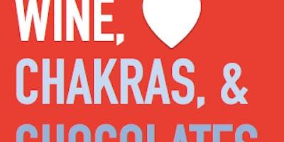 Wine, Chakras, and Chocolates