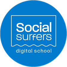 Social Surfers CO. - Digital School logo