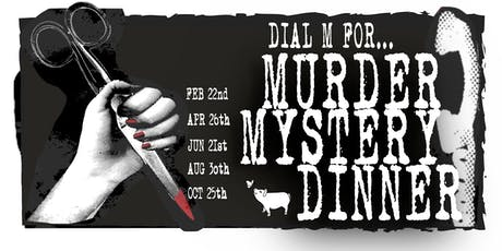 A Murder Mystery tickets