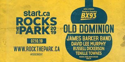 Old Dominion, James Barker Band, David Lee Murphy & More