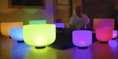 Quartz Crystal Singing Bowls Sound Healing