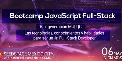 Bootcamp JavaScript Full Stack (Full Time, 5a Generación)