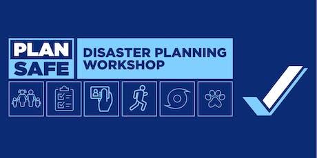Disaster Planning Workshop (Caroline) tickets