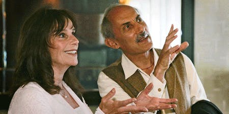 Loving Awareness: A Retreat for the Wise Heart with Jack Kornfield & Trudy Goodman