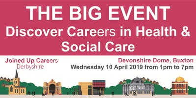 The Big Event - Discover Careers in Health & Social Care