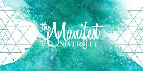 Newest 'BETA VERSION' of Manifest Financial Freedom Crash Course tickets