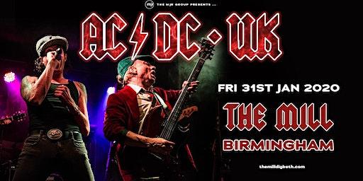 AC/DC UK (The Mill, Birmingham)