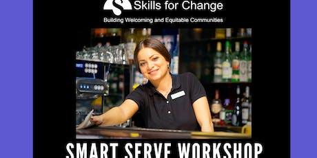 Smart Serve Certification Workshop (East) tickets