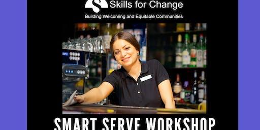 Smart Serve Certification Workshop (East)