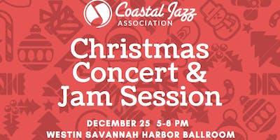 Christmas Concert & Jam Session