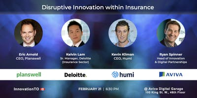 Ahead of the Curve: Disruptive Innovation within Insurance