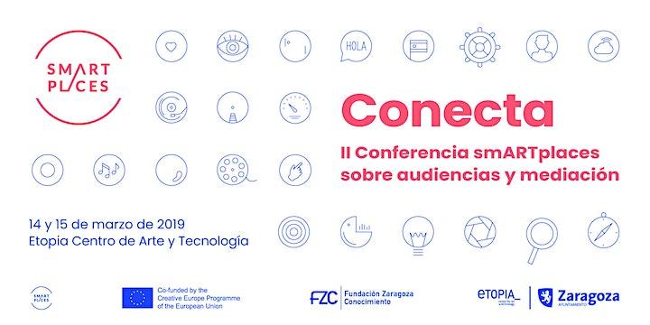 Imagen de Conecta: II conferencia smARTplaces sobre audienci