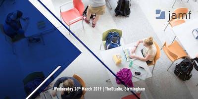 Managing Apple devices in education - Jamf Birmingham
