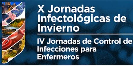 X Jornadas Infectológicas de Invierno | IV Jornada de Control de Infecciones para Enfermeros entradas
