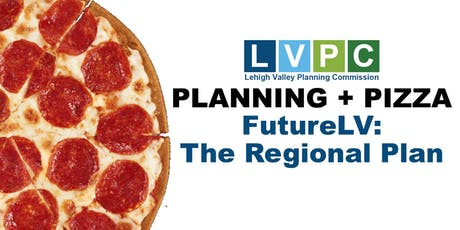 Planning + Pizza: FutureLV: The Regional Plan tickets