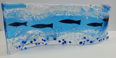 Fused Glass Workshop - Make a Curve