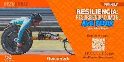 Resiliencia: Resurgiendo como el Ave fénix!